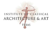 Izabela Wojcik is a member of the ICAA Texas Chapter (Institute of Classical Architecture and Art)